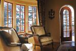 Unison Windows & Doors - Solid Curved Teak