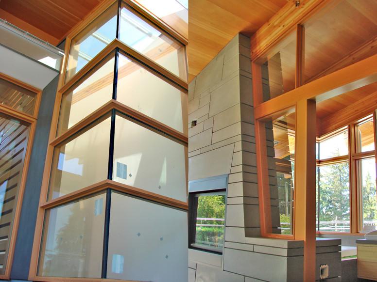 Unison Windows - Contemporary West Coast