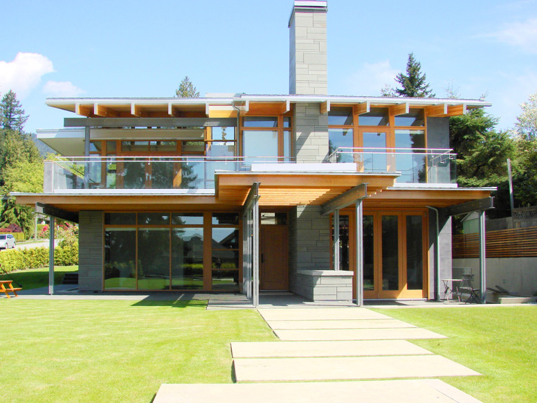 Contemporary West Coast Unison Windows