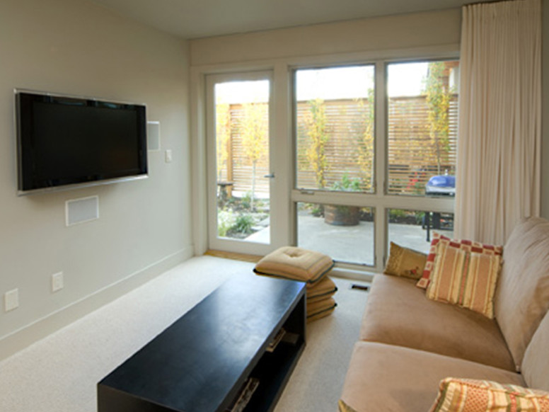 Luxury Condo Complex Unison Windows