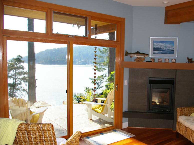 Unison Windows - Pender Harbour Sanctuary