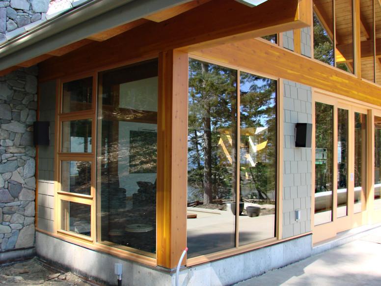 Unison Windows - Taylor Family Retreat