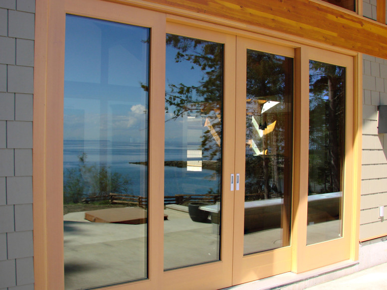 Unison Windows - Taylor Family Retreat