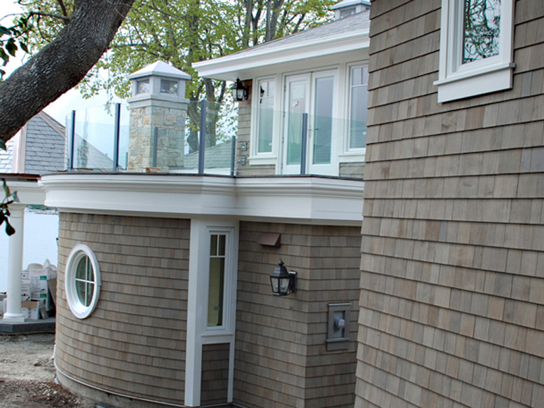 Unison Windows - Waterfront Colonial Home
